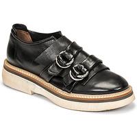 鞋子 女士 短筒靴 Airstep / A.S.98 IDLE MOC 黑色