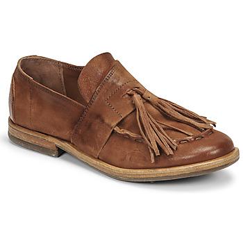 鞋子 女士 皮便鞋 Airstep / A.S.98 ZEPORT MOC 驼色