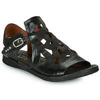 鞋子 女士 凉鞋 Airstep / A.S.98 RAMOS PERF 黑色