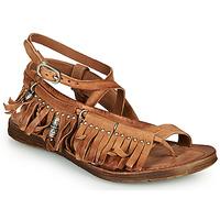 鞋子 女士 凉鞋 Airstep / A.S.98 RAMOS FRANGE 棕色