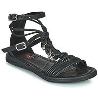 鞋子 女士 凉鞋 Airstep / A.S.98 RAMOS TORSADE 黑色