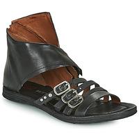 鞋子 女士 凉鞋 Airstep / A.S.98 RAMOS HIGH 黑色