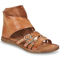 鞋子 女士 凉鞋 Airstep / A.S.98 RAMOS HIGH 驼色