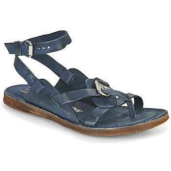 鞋子 女士 凉鞋 Airstep / A.S.98 RAMOS GRE 海蓝色