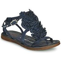 鞋子 女士 凉鞋 Airstep / A.S.98 RAMOS 海蓝色