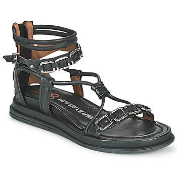 鞋子 女士 凉鞋 Airstep / A.S.98 POLA SQUARE 黑色