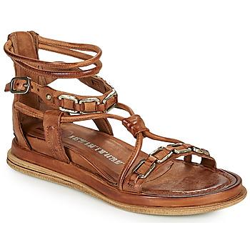 鞋子 女士 凉鞋 Airstep / A.S.98 POLA SQUARE 驼色