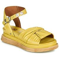 鞋子 女士 凉鞋 Airstep / A.S.98 LAGOS NODE 黄色