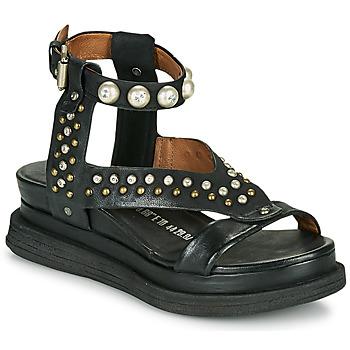 鞋子 女士 凉鞋 Airstep / A.S.98 LAGOS STUD 黑色