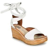 鞋子 女士 凉鞋 Airstep / A.S.98 NOA LACE 白色