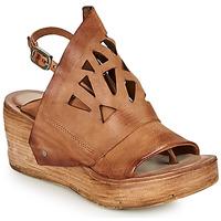 鞋子 女士 凉鞋 Airstep / A.S.98 NOA GRAPH 驼色