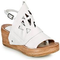 鞋子 女士 凉鞋 Airstep / A.S.98 NOA GRAPH 白色