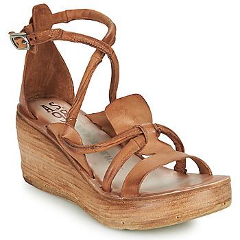鞋子 女士 凉鞋 Airstep / A.S.98 NOA STRAP 驼色