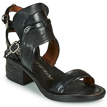 鞋子 女士 凉鞋 Airstep / A.S.98 KENYA BUCKLE 黑色