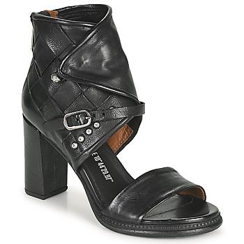 鞋子 女士 凉鞋 Airstep / A.S.98 BASILE HIGH 黑色