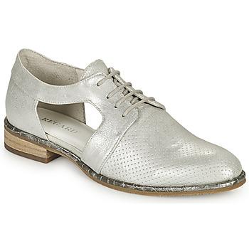 鞋子 女士 德比 Regard GORBIO 银灰色