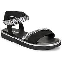 鞋子 女士 凉鞋 Regard ANGERS 黑色