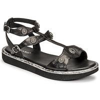 鞋子 女士 凉鞋 Regard ANGLET 黑色