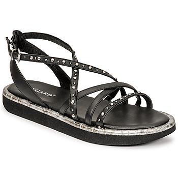 鞋子 女士 凉鞋 Regard ARLES 黑色