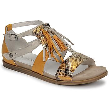 鞋子 女士 凉鞋 Regard BASTIL2 黄色