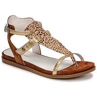 鞋子 女士 凉鞋 Regard BAZUR2 棕色