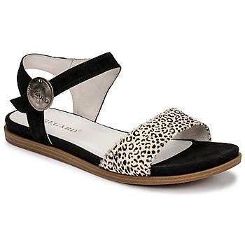 鞋子 女士 凉鞋 Regard BERRY 黑色