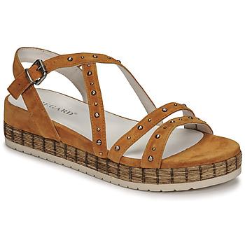 鞋子 女士 凉鞋 Regard CLAIRAC 棕色