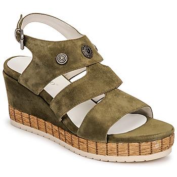 鞋子 女士 凉鞋 Regard DOLLIS 卡其色