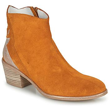 鞋子 女士 短筒靴 Regard NEUILLY 棕色