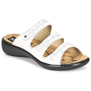 鞋子 女士 休闲凉拖/沙滩鞋 Romika IBIZA 66 白色