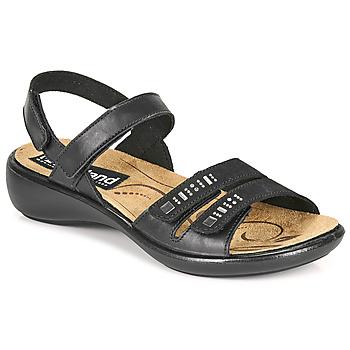 鞋子 女士 凉鞋 Romika IBIZA 86 黑色