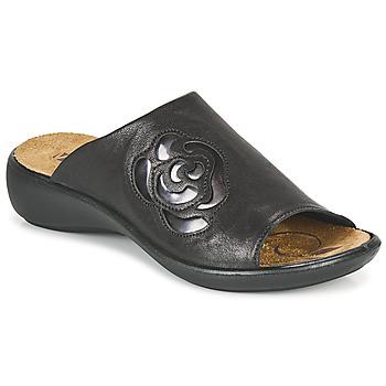 鞋子 女士 休闲凉拖/沙滩鞋 Romika IBIZA 117 黑色