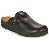鞋子 男士 洞洞鞋/圆头拖鞋 Romika METZ 265 黑色