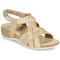 鞋子 女士 凉鞋 Josef Seibel NATALYA 16 米色