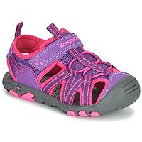 鞋子 女孩 凉鞋 Kangaroos K-ROAM 玫瑰色 / 灰色