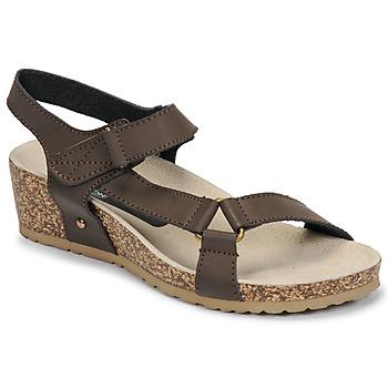 鞋子 女士 凉鞋 Spot on F10716 棕色