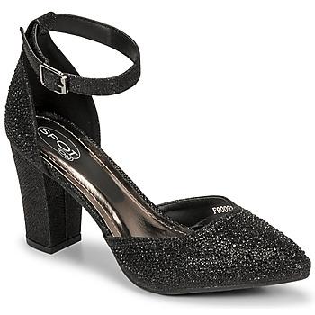 鞋子 女士 凉鞋 Spot on F90092 黑色