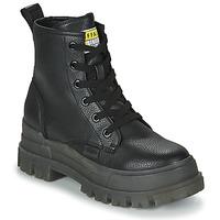 鞋子 女士 短筒靴 Buffalo ASPHA RLD 黑色