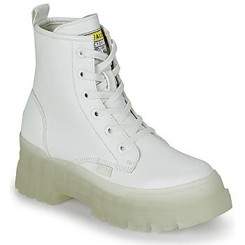 鞋子 女士 短筒靴 Buffalo ASPHA RLD 白色