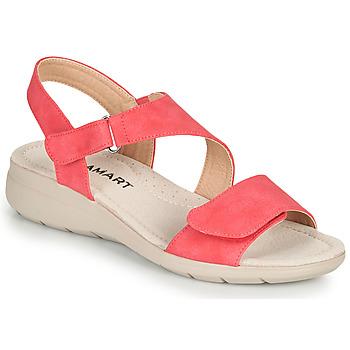鞋子 女士 凉鞋 Damart 67808 红色