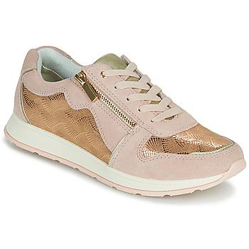 鞋子 女士 球鞋基本款 Damart 64823 奶油色