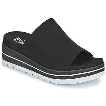 鞋子 女士 休闲凉拖/沙滩鞋 Bullboxer 078024F2T 黑色