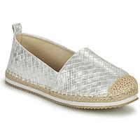 鞋子 女士 帆布便鞋 Bullboxer 186000F4S 银灰色