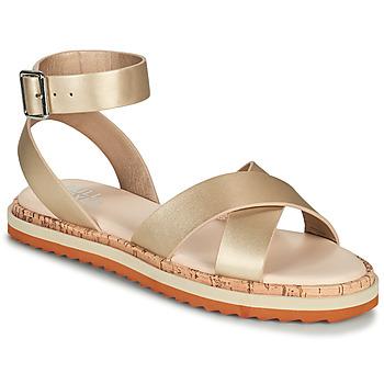 鞋子 女士 凉鞋 Bullboxer 053001F1S 金色