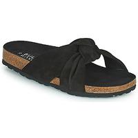 鞋子 女士 休闲凉拖/沙滩鞋 Bullboxer 504000E1C 黑色