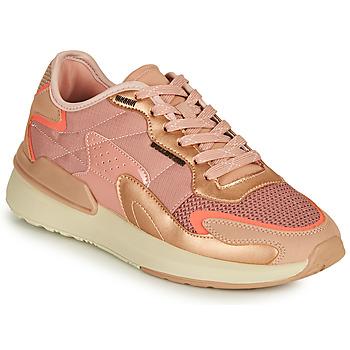 鞋子 女士 球鞋基本款 Bullboxer 263000F5S 玫瑰色