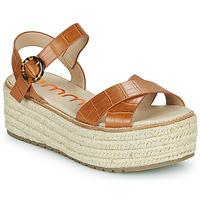 鞋子 女士 凉鞋 Emmshu NESA 棕色