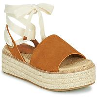 鞋子 女士 凉鞋 Emmshu SEARA 棕色