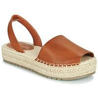 鞋子 女士 凉鞋 Emmshu LUZIA 棕色