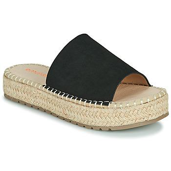 鞋子 女士 休闲凉拖/沙滩鞋 Emmshu TAMIE 黑色